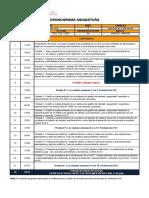 Cronograma GDC Ingeniería en Construcción 2017-1