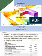 Presentacion Informe Yuly Diaz