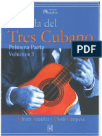 Escuela Del Tres Cubano
