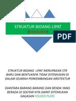 3. Struktur Bidang Lipat