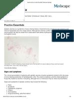 Aplastic Anemia_ Practice Essentials, Background, Etiology Full