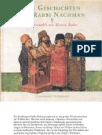 Buber Martin - Die Erzählungen des Rabbi Nachman von Bratzlaw
