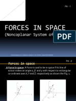 Docslide.net Forces in Space Noncoplanar System of Forces