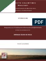 Proyecto Aratiri - Medio Ambiente