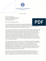 Letter State Aid Investigations