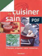 L_Art de Cuisiner Sain de Claude Aubert 2011 Pg 146