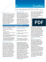 Factsheet LUTS