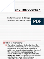 Marketing the Gospel