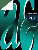 Fonts Colection