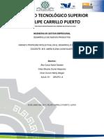 Carpeta de Evidencia Unidad 5 Propiedad Intelectual en El Desarrollo de Producto