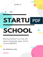 A Summary Guide to YC Startup School by OpenTalk