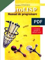 AutoLISP - Manual de Programare - C Stancescu - 1996