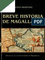 """Chile, """"Breve historia de Magallanes"""""""