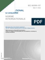 IEC 60255-127      2010