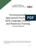 Training Guidebook
