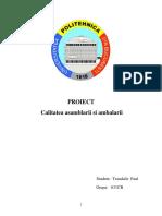 Proiect CAA