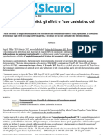 Puntosicuro Article