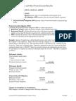 C17B Pension & Postretirement Benefits