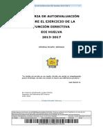 Memoria Dirección EOI Huelva
