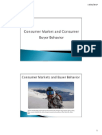 _Chapter 5 - Consumer Market