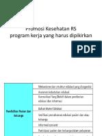 Promosi Kesehatan RS sebagai point kerja.pptx