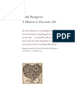 LFA Brangwyn Catalogue