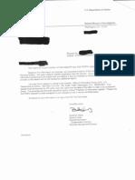 Conservapedia FBI FOIA Letter