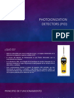 Photoionization Detectors (PID)
