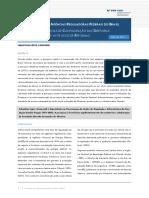 Paper Sebastian Governanca Das Agencias Reguladoras Federais Do Brasil 22-09-2016.PDF