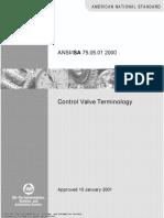 ISA 75.05.01 (2000)