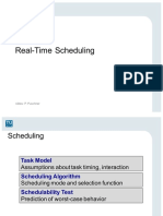 Rts07 Rt Scheduling