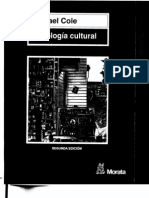 Cole - Psicologia Cultural - Chapter 5