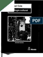 Cole - Psicologia Cultural - Chapter 5