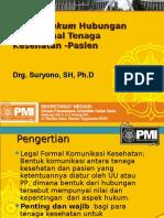 Legal Formal Nakes-Pasien Dan Informed Consent