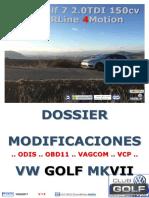 Xagico Dossier Vcds Vw Golf Mkvii 1.5-2