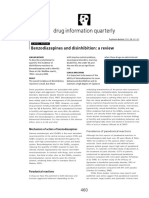 Benzodiazepines and Disinhibition