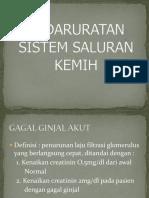 Kedaruratan Sistem Saluran Kemih