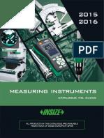 Insize 2016 Catalogue