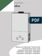 Manual de Calentador_gas Electrolux