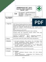 SOP 18 Pemeriksaan SGOT Docx