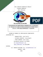 Proyecto Los Tebeos Para Desarrollara La Capacidad de Analisis