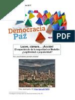 Por la Democracia y la Paz - Boletín Nº6