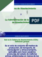 [PD] Presentaciones - La Cadena de Abastecimiento