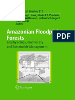 Amazonian Floodplain Forests_ Ecophysiology, Biodiversity and Sustainable Management