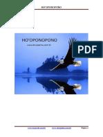 Manual Ho Oponopono