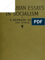 (1911) Fabian Essays in Socialism