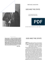 Michael Bakunin - God and the State