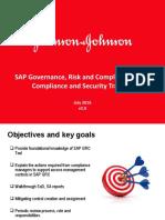 Enterprise SAP GRC Compliance and Security Training.pptx