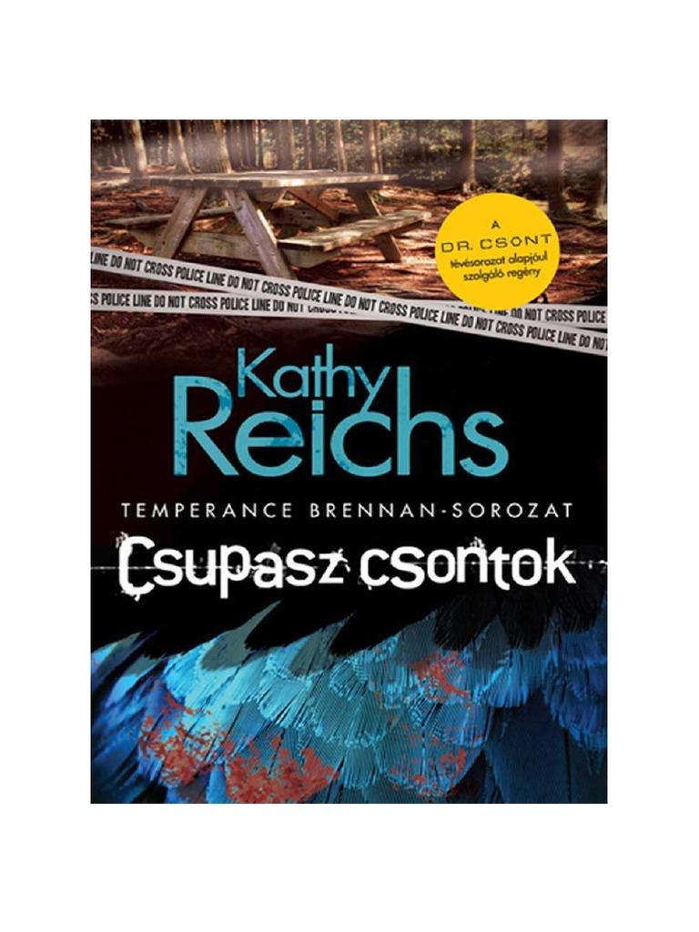 Kathy Reichs - Csupasz Csontok 7c5b7f623f