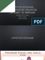Aspectos Sociales, Economicos, Politicos Del Libro